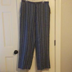 Coldwater Creek Classic Waist Pant